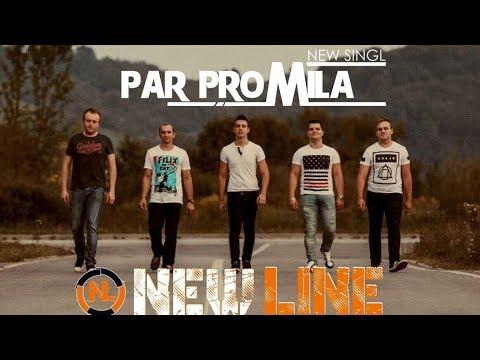GRUPA NEW LINE - PAR PROMILA (Official video 2016)