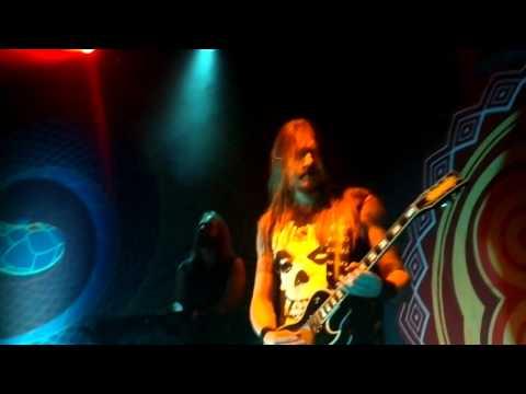 Amorphis - Drowned Maid live 13.12.2015 Bratislava
