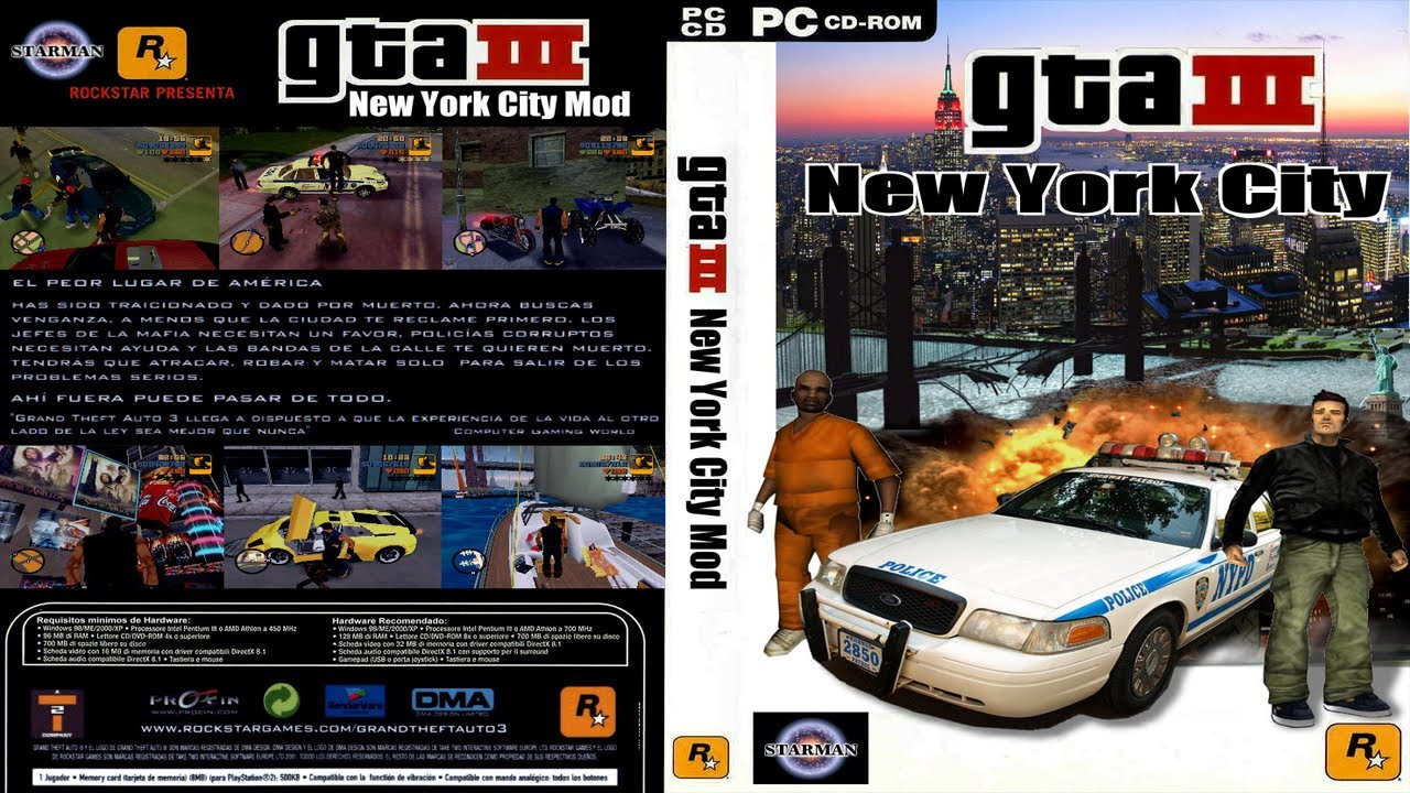 Como Descargar Gta 3 Para Pc Portable 1 Link Youtube