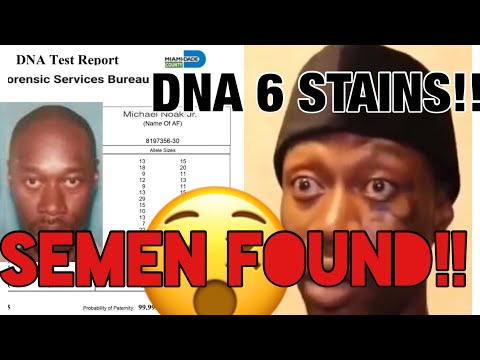 DNA TEST Results Confirmd Brother Polight IS Guilty 6 SEMEN STAINS FOUND ON 14 Year OLD