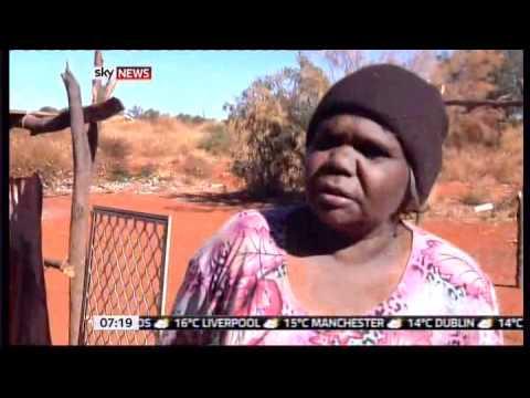 Australian Aboriginal horror