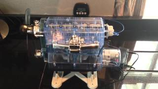 Model Internal Combustion Engine