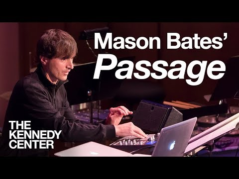 "Sasha Cooke and the NSO perform ""Passage"" by Mason Bates"