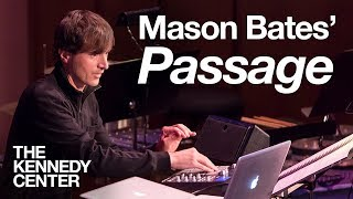 "Sasha Cooke and the NSO perform ""Passage"" by Mason Bates"