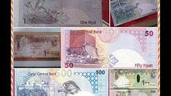 Qatari  riyals Indian rupees value today