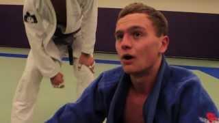 Jiu Jitsu at the IMA with Simon Fox