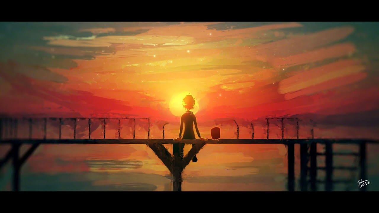 Seorang Gadis Di Dalam Senja