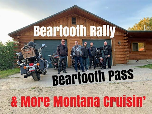 Beartooth Rally, Beartooth Pass, & more Montana Cruisin'