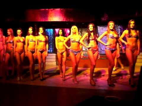 Miss Slovakia Beauty Pageant Held in our Resort in Varadero Cuba