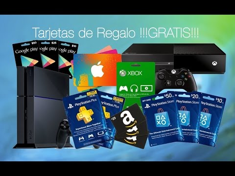 Como conseguir tarjetas de regalos gratis amazon itunes for Codici regalo amazon gratis