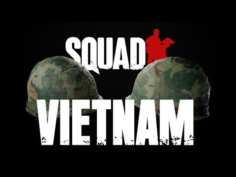 NEW SQUAD MOD BRINGS THE VIETNAM WAR TO SQUAD