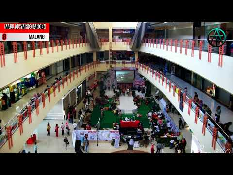 20 MALL DARI BERBAGAI KOTA DI INDONESIA
