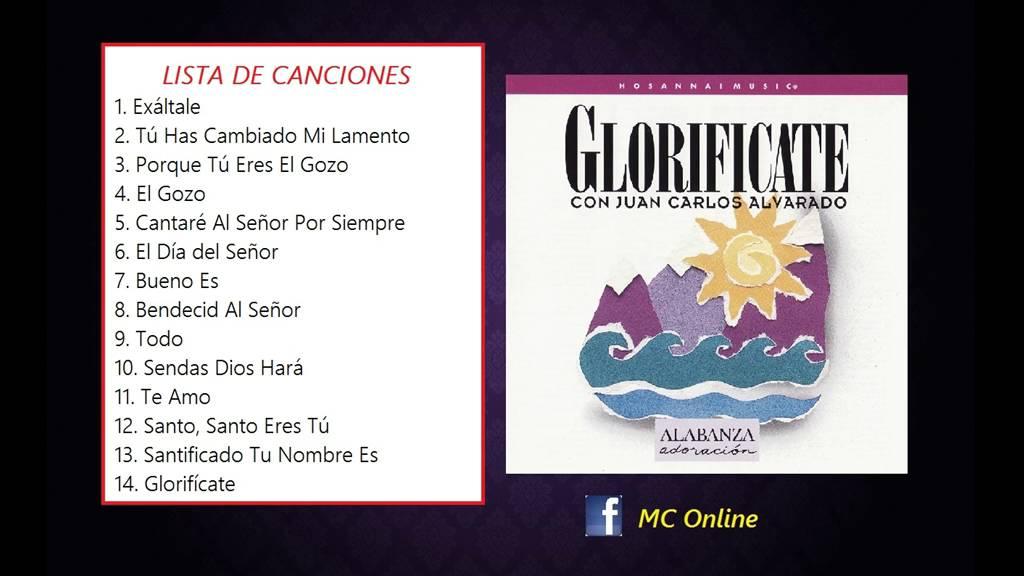 album glorificate juan carlos alvarado gratis