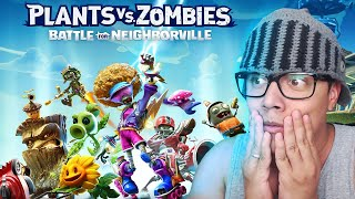 Plants vs. Zombies: Battle for Neighborville - A NOVA BATALHA DAS PLANTAS