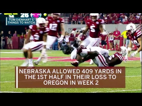 Week 3 Preview: Northern Illinois at Nebraska