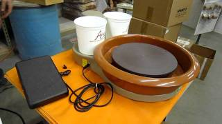 Speedball Artista Potters Wheel