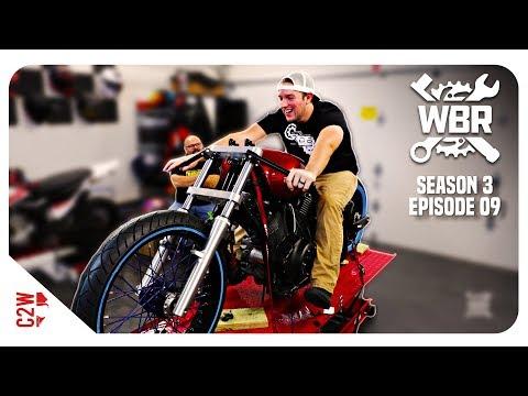 Should we use CLIP ONS for our BOBBER ?! [Wrecked Bike Rebuild - Ep 09 - Vstar 1300 Bobber]