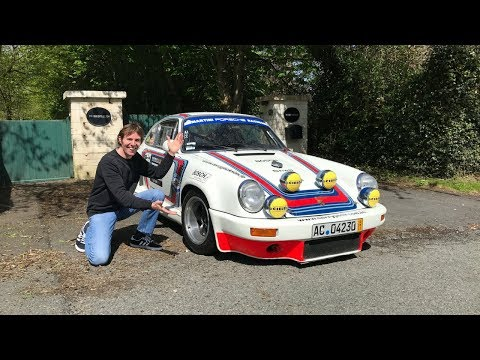 Porsche 911 RSR Recreation (My Loud Passenger Ride) - Stavros969