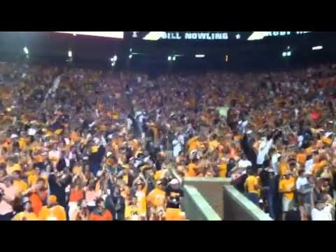 Tennessee Vols score to put game away against Utah St