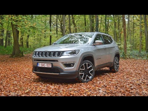 essai jeep compass limited tor 10 youtube. Black Bedroom Furniture Sets. Home Design Ideas