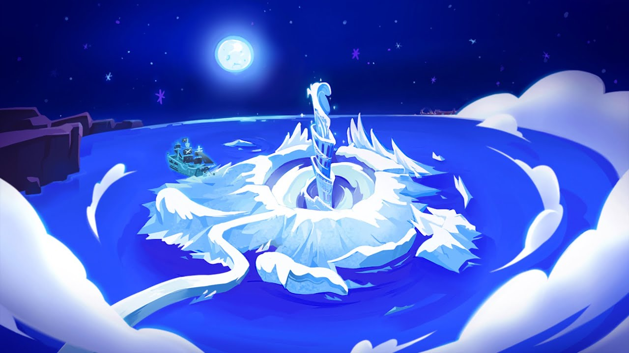 Tower Of Frozen Waves Part 1 (Cookie Run Cutscenes Collection)