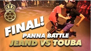 Jeand Doest VS. Touba at WSF Tournament 2013 part 6 Final