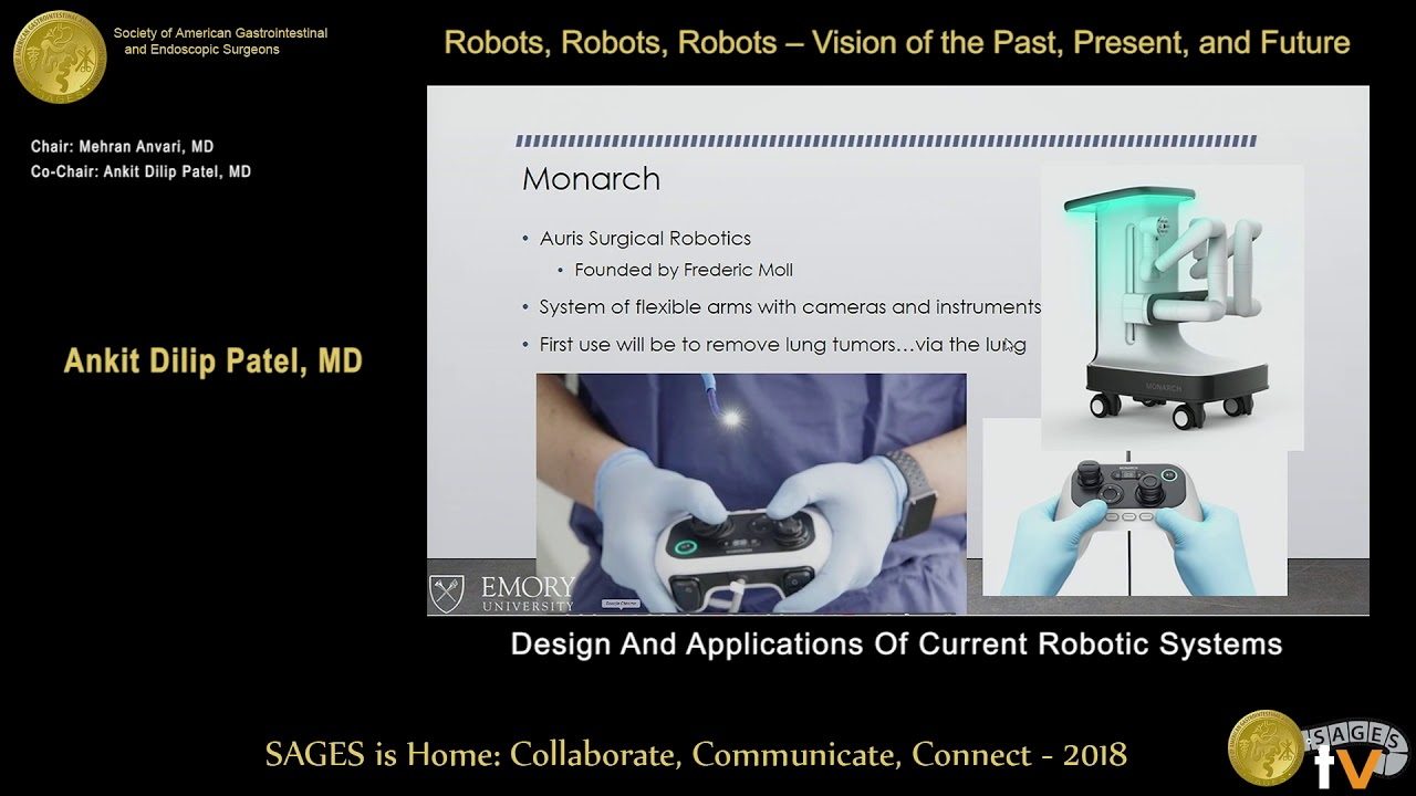 Designs & applications of current robotic systems from the