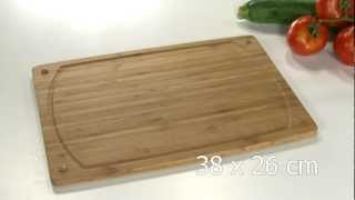 Aquaresist Water Resistant Wooden Chopping Boards From Tescoma