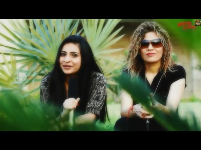 Interview of Pinky Paras Exclusive Interview of Pinky Paras |  2014 | Moon Light Productions