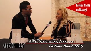 Fashion Trends and Beauty | Fashion Bomb Daily Founder Claire Sulmer