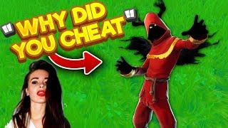 Cheating On My Fortnite Boyfriend.. (Ends Bad)