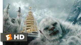The Mummy: Tomb of the Dragon Emperor (7/10) Movie CLIP - Yeti Attack (2008) HD