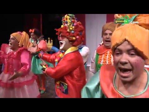 Una chirigota que cumple. Carnaval de Gines 2016 (Gran Final)