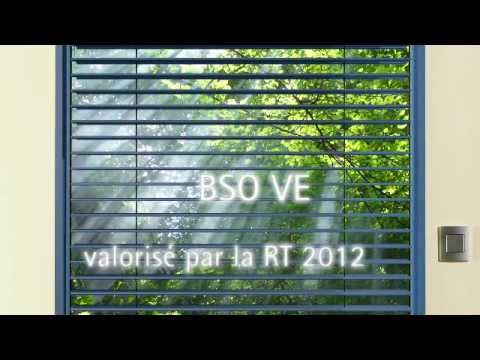Le brise soleil BSO VE de Soprofen