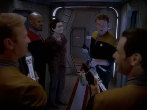 DS9 I am Chief Miles Edward O'Brien... (To the Death)