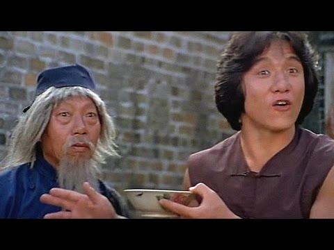 Джеки чан Змея в тени орла 1978,