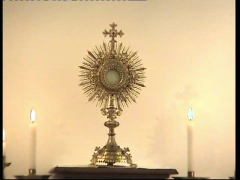 BLESSED SACRAMENT - ADORATION