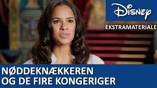 Ekstramateriale: On set with Misty   Nøddeknækkeren og de fire kongeriger