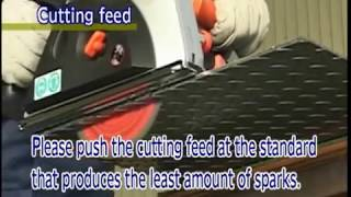 GLOBAL SAW  quot Steel Cutting saw blade quot