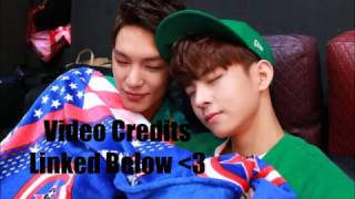 [VICTON - ChanBin] Heo Chan Biting Subin Compilation