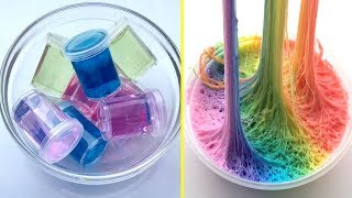 Most Relaxing Slime Videos #41 (Satisfying ASMR)
