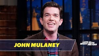 John Mulaney Asked a Child to Sing Alanis Morrissette's You Oughta Know for an Audition