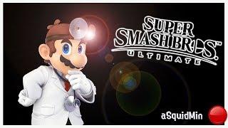Super Smash Bros. Ultimate Live Stream | aSquidMin