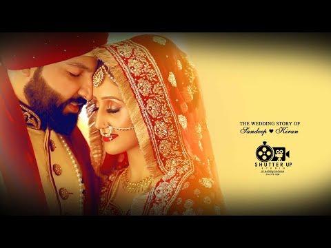The Most Beautiful Wedding Of Sandip & Kiran