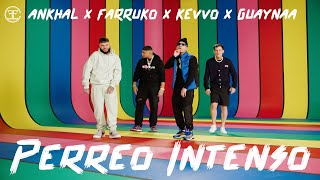Ankhal, Farruko, Guaynaa & Kevvo - Perreo Intenso (Official Music Video)