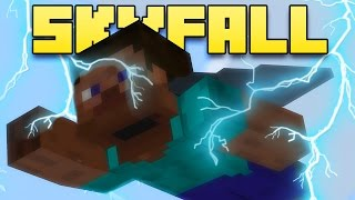 Minecraft SkyFall - SI VOLA ALLA VITTORIA!