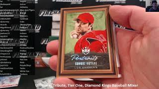 Ultimate, Tribute, Tier One, Diamond Kings Baseball Mixer #1 ~ 6/24/18