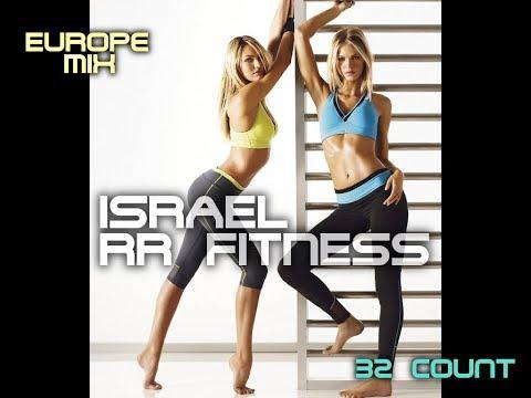 "StepAerobicJumpRunning ""EUROPE MIX"" #21 136 bpm 32Count 2018 Israel RR Fitness"