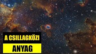 A Csillagközi Anyag: Gáz- és Porfelhők, a Sötét Anyag