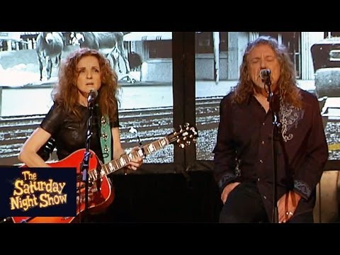 Patty Griffin and Robert Plant - Highway Song   The ...